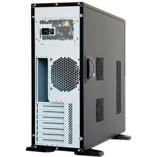 Chieftec Uni LBX-02B-B-B Midi Tower ohne Netzteil schwarz
