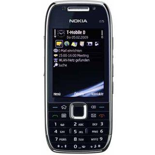 Nokia T-Mobile Nokia E75 -anthrazit-