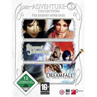 Adventure Collection 3 (2 Spiele) (PC)