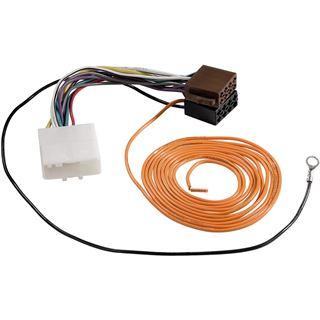 Hama Kfz-Adapter ISO/4 Kanal für