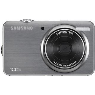 Samsung ST50 Digitalkamera Silber