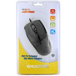 Gigabyte GM-M6580 USB schwarz (kabelgebunden)