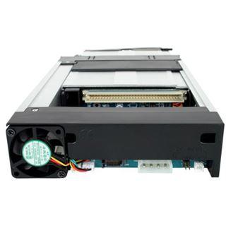 "Icy Dock 5,25"" Wechselrahmen für 3.5"" Festplatten (MB123SK-B)"