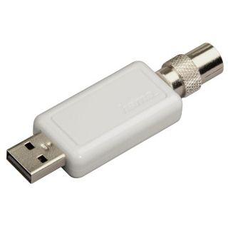Hama DVB-T-Stick, USB 2.0, für Apple