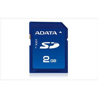2 GB ADATA Speedy SD Class 2 Retail