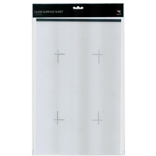 Wacom Coversheet für Intuos4 L clear