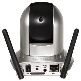 Hama Wireless LAN IP-Kamera M360, 300 Mbps, MPEG4