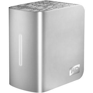 """4000GB WD My Book Studio Edition II WDH2Q40000E 3.5"""" (8.9cm) eSATA/Firewire/USB 2.0 silber"""