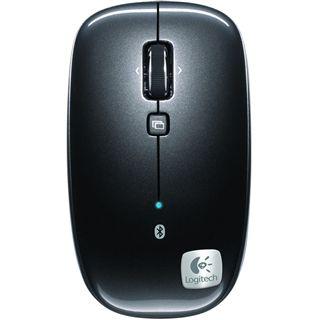 Logitech M555b Bluetooth schwarz (kabellos)