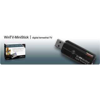 Hauppauge WinTV Mini Stick DVB-T USB 2.0 25 Jahre Edition