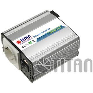 Titan Universal KFZ-Netzteil 12V auf 350W