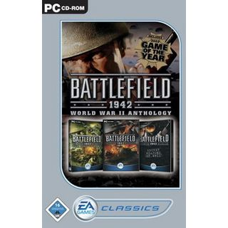 Battlefield 1942 - World War II Anthology (PC)