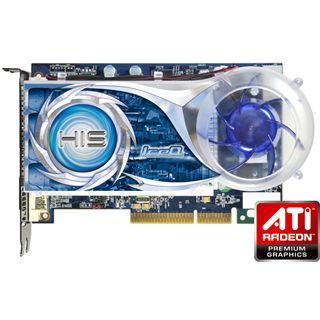 1024MB HIS Radeon HD4670 IceQ GDDR3 AGP