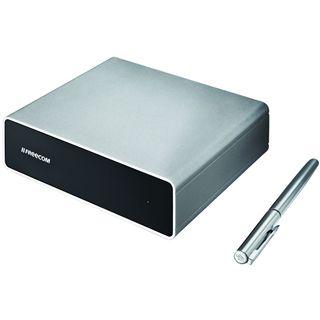 "2000GB Freecom Hard Drive Quattro 3.5"" (8.89cm) Schwarz/Silber USB2.0"