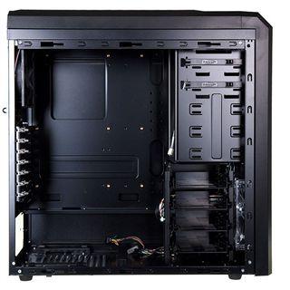 Lancool PC-K62 Midi Tower ohne Netzteil schwarz