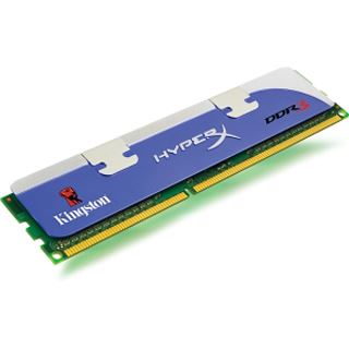 2048MB Kingston HyperX DDR3-1333 CL7