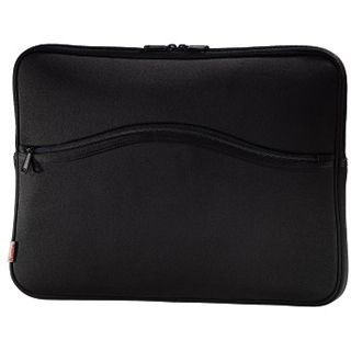 """Hama Notebook-Cover Comfort 15.4"""" (39,1cm) schwarz"""