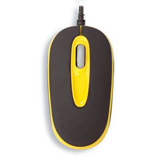 CHERRY JM-C0100 MUXX Corded Optical Children Mouse USB schwarz/gelb (kabelgebunden)