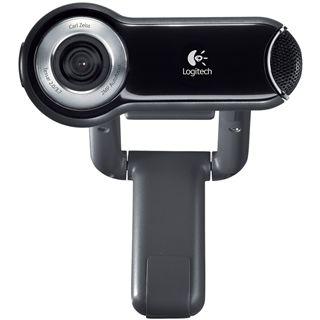 Logitech Web Kamera Pro 9000 OEM 2.0 MPixel 1600x1200 Schwarz/Silber USB 2.0