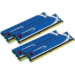 8GB Kingston HyperX DDR3-1600 DIMM CL8 Quad Kit