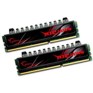 4GB G.Skill Ripjaws DDR3-2000 DIMM CL9 Dual Kit