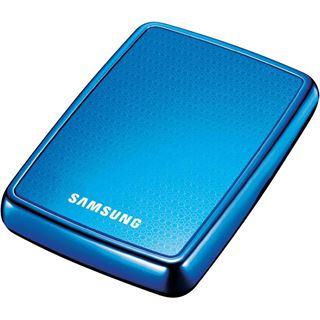 """HD2E 320GB Samsung S2 Portable 2.5"""" (6.35cm) Ocean Blau USB2.0"""