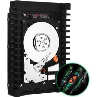 "74GB WD VelociRaptor WD740HLFS 16MB 3.5"" (8.9cm) SATA 3Gb/s"