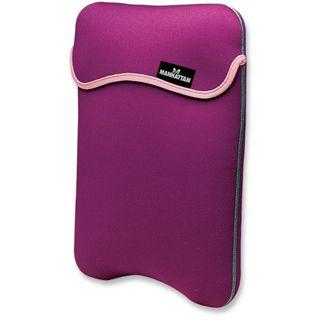 "Manhattan Notebook Sleeve 15.4"" (39,12cm) lila cream"