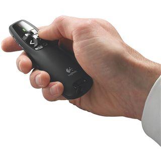 Logitech Wireless Presenter R400 2.4 GHz schwarz