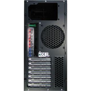 ATX Big Inter-Tech FX-09M DredgerZ rot (ohne Netzteil)