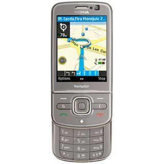 Nokia 6710 Navigator schwarz