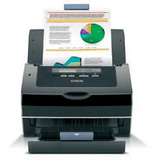 Epson GT-S80 Dokumentenscanner 600x600dpi + Software USB2.0