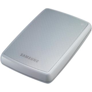 "HD2E 640GB Samsung S2 Portable 5400U/m 8MB 2.5"" (6,35cm) Weiß USB 2.0"