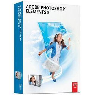 Adobe Photoshop Elements 8.0 Update D (PC)