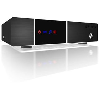 Icy Box IB-MP305A-B Full HD schwarz
