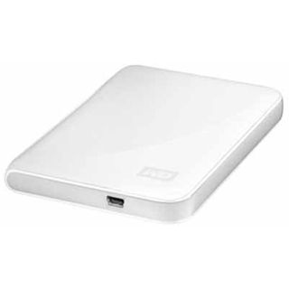 "320GB WD My Passport Essential 2.5"" (6.35cm) Weiß USB2.0"