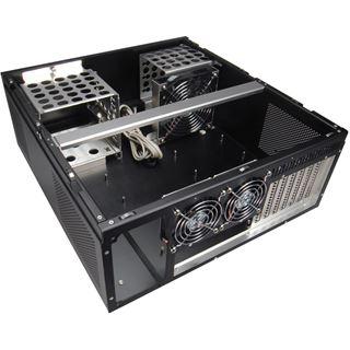 Lian Li PC-C33 HTPC Desktop ohne Netzteil schwarz