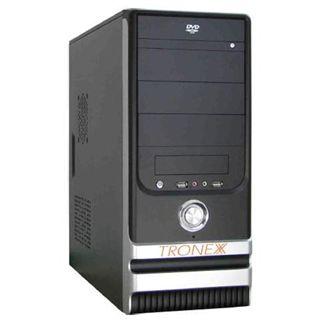 Inter-Tech Starter Case 3 Midi Tower 500 Watt schwarz