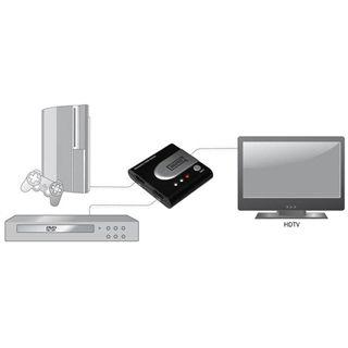 Digitus DS-44302 2-fach HDMI-A/V-Switch