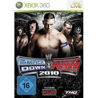 WWE SmackDown! vs. Raw 2010 (XBox360)