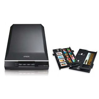 Epson Perfection V600 Photo Flachbettscanner USB 2.0
