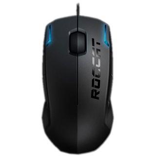 Roccat Kova Pure Performance Laser Gaming Maus Schwarz USB