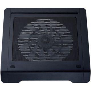 Nox Mistral Notebook Kühler bis 15 schwarz