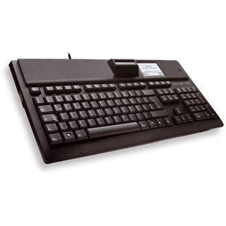 CHERRY eHealth G87-1504 USB Deutsch schwarz (kabelgebunden)