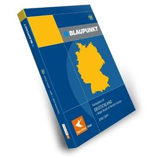 Tele Atlas Blaupunkt CD Deutschland