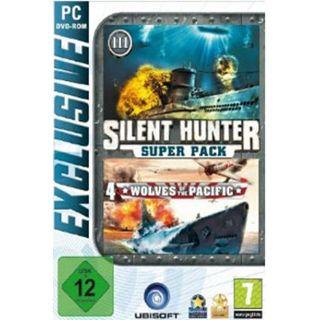 Silent Hunter 3 + 4 Super Pack (PC)