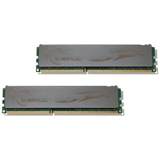 4GB G.Skill ECO DDR3L-1600 DIMM CL7 Dual Kit