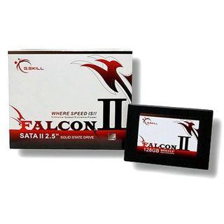 """128GB G.Skill Falcon II Series FM-25S2I-128GBF2 2,5"""" (6,4cm) SATA II"""