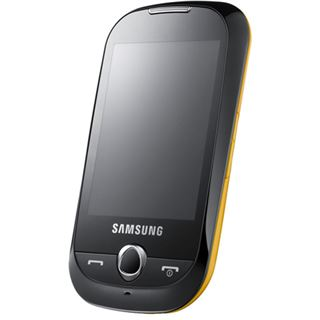 Samsung S3650 Corby chrome