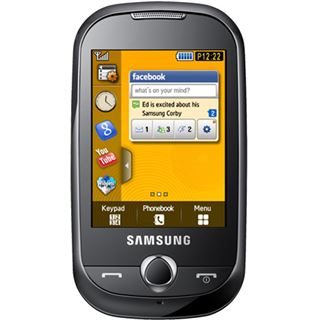 Samsung S3650 Corby chic